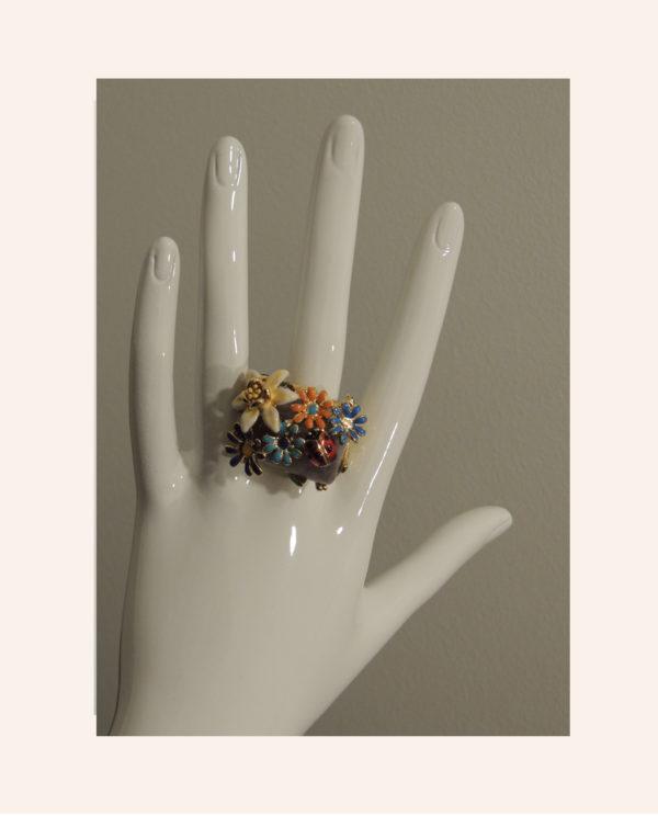 anello fiori