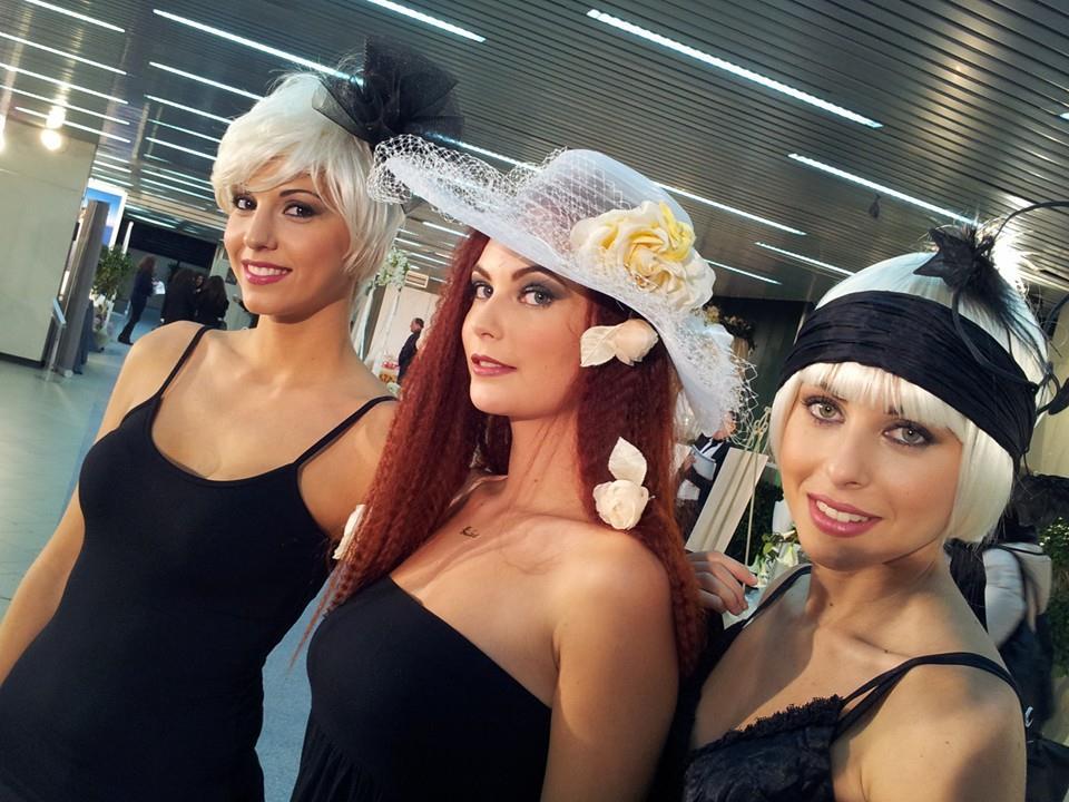 spose e parrucche in tour